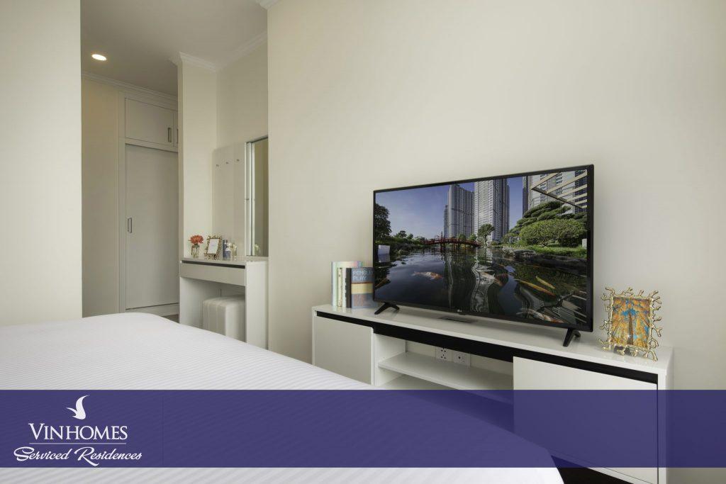 Căn hộ 2 phòng ngủ hiện đại