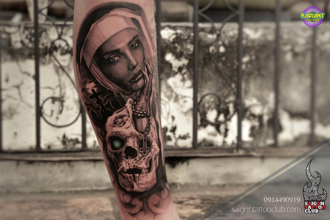 best tattoo shops in sai gon