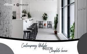 Morico - contemporary lifestyle restaurant & cafe