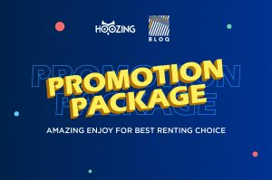 Hoozing - Bloq promotion