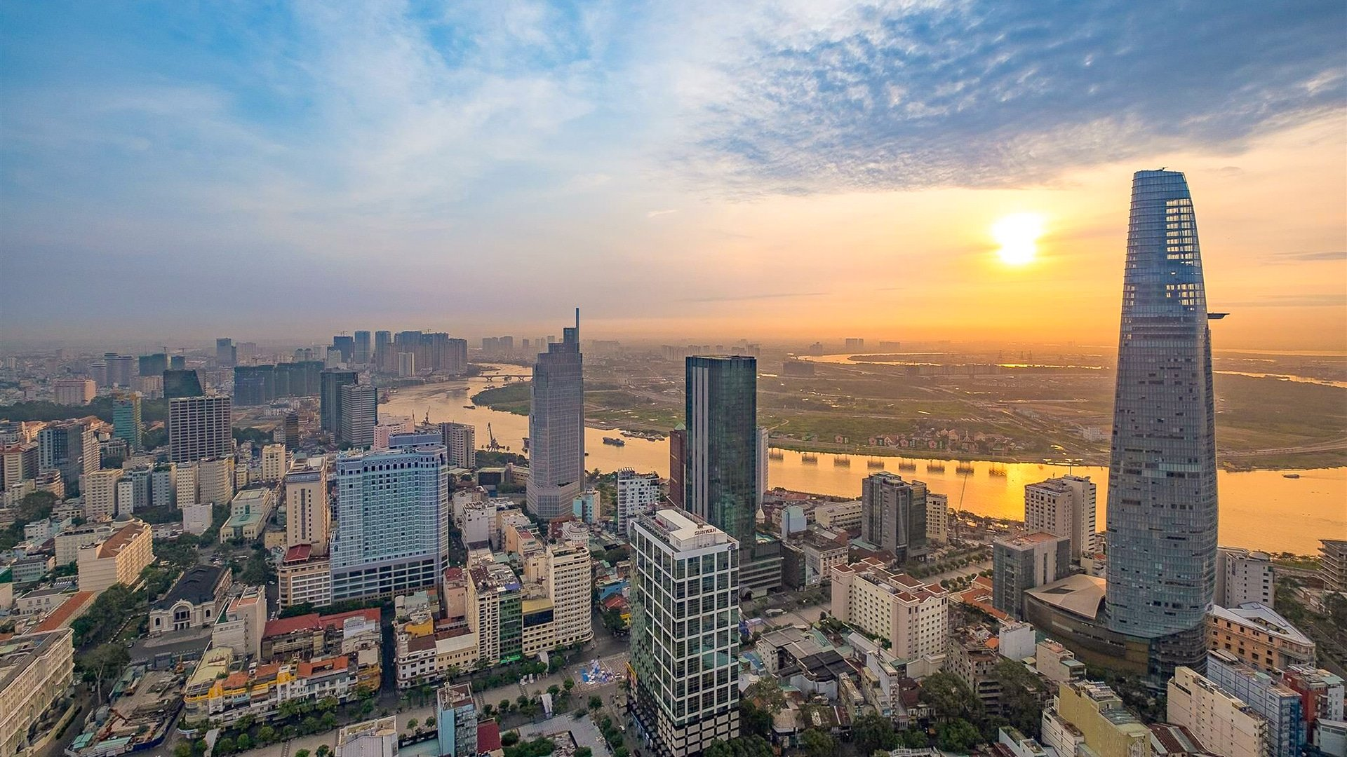 Ho Chi Minh city - a great place to start new chapter