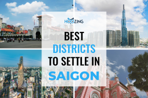 Best Districts for Expats